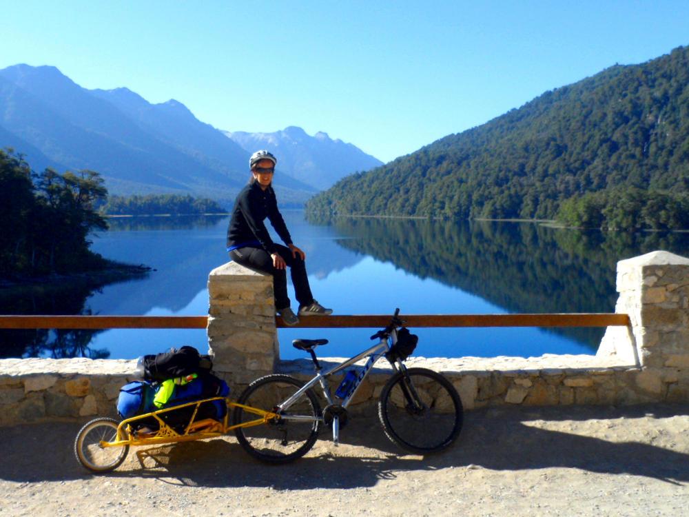 Relatos de Viajeros: Ruta 7 lagos en bicicleta