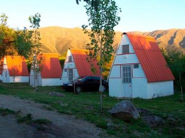 Camping Calaguala, en Merlo, San Luis