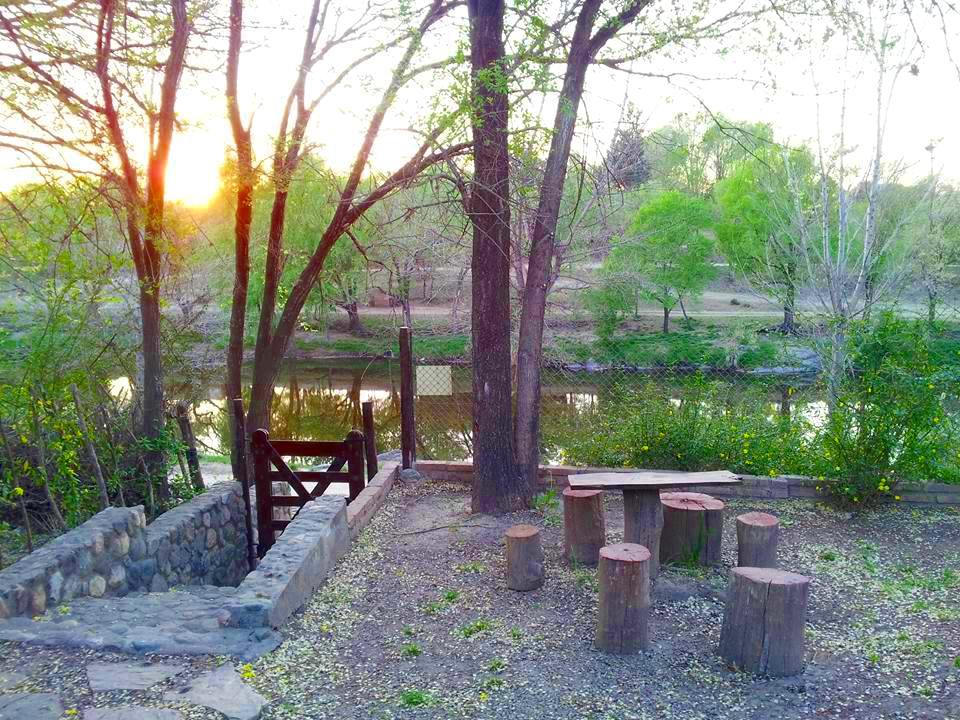 Camping La Elsi, en Los Reartes, Córdoba