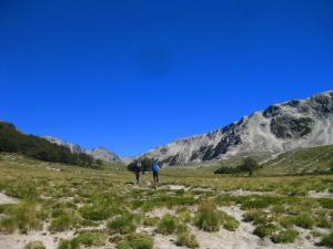 Huella Andina: Etapa Río Cataratas – Tapera Lagos – Cerro Bayo