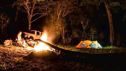 Camping Nonthue, San Martín de los Andes, Neuquén