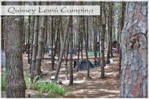 Camping Quimey Lemu, Pinamar, Buenos Aires, Argentina