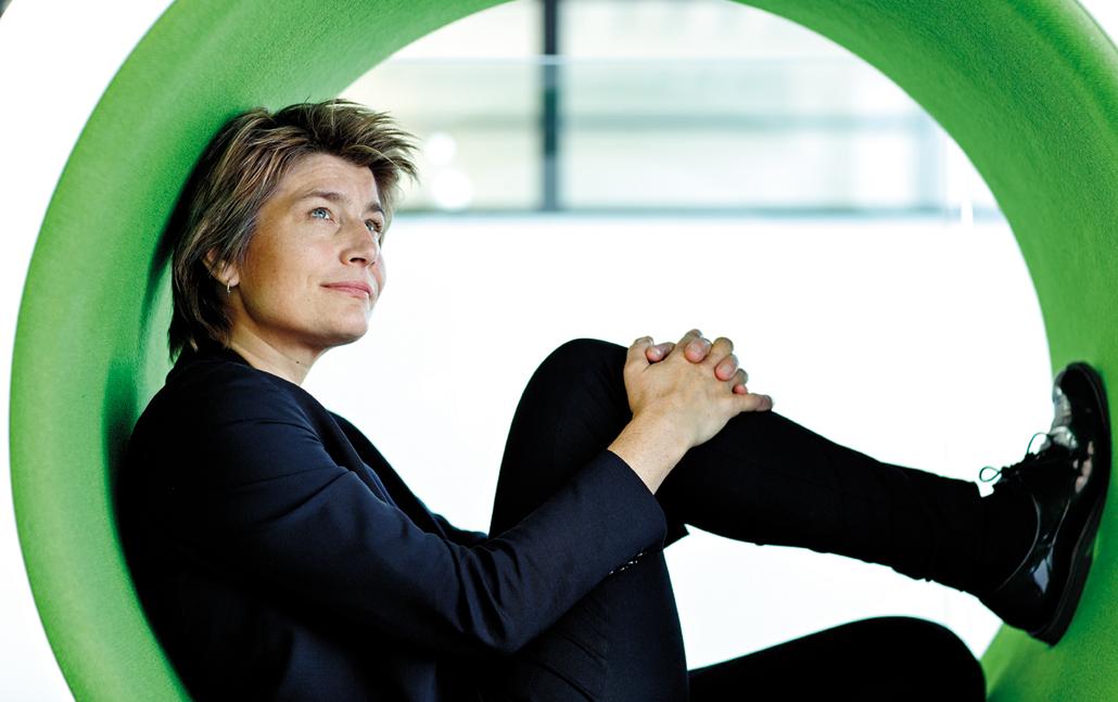Entrevista : Rosan Bosch