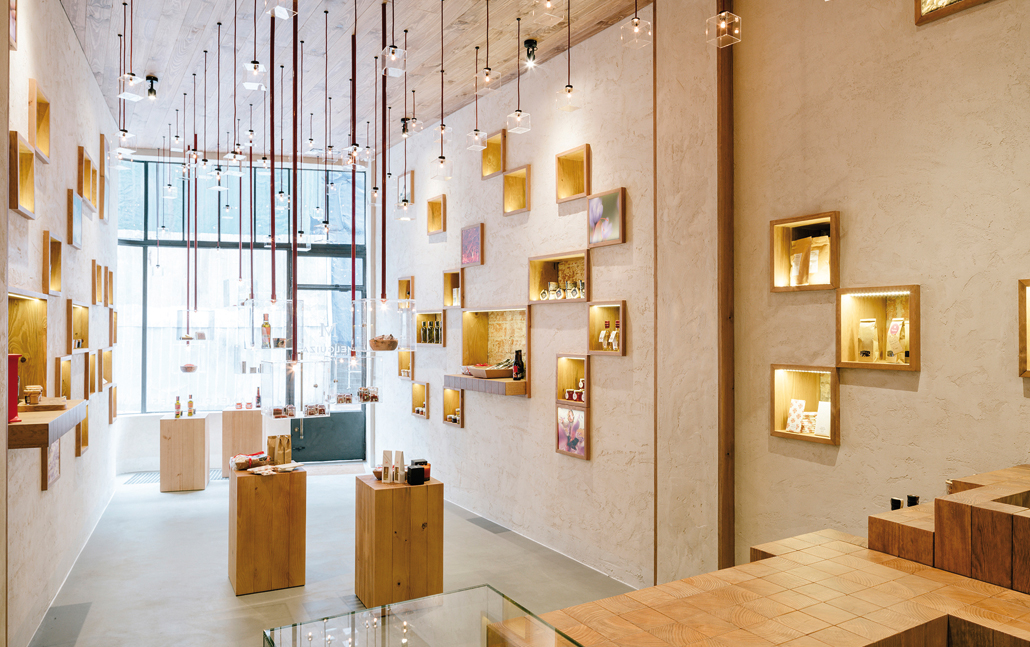 Claves de los nuevos espacios comerciales revista dise o for Lo ultimo en diseno de interiores