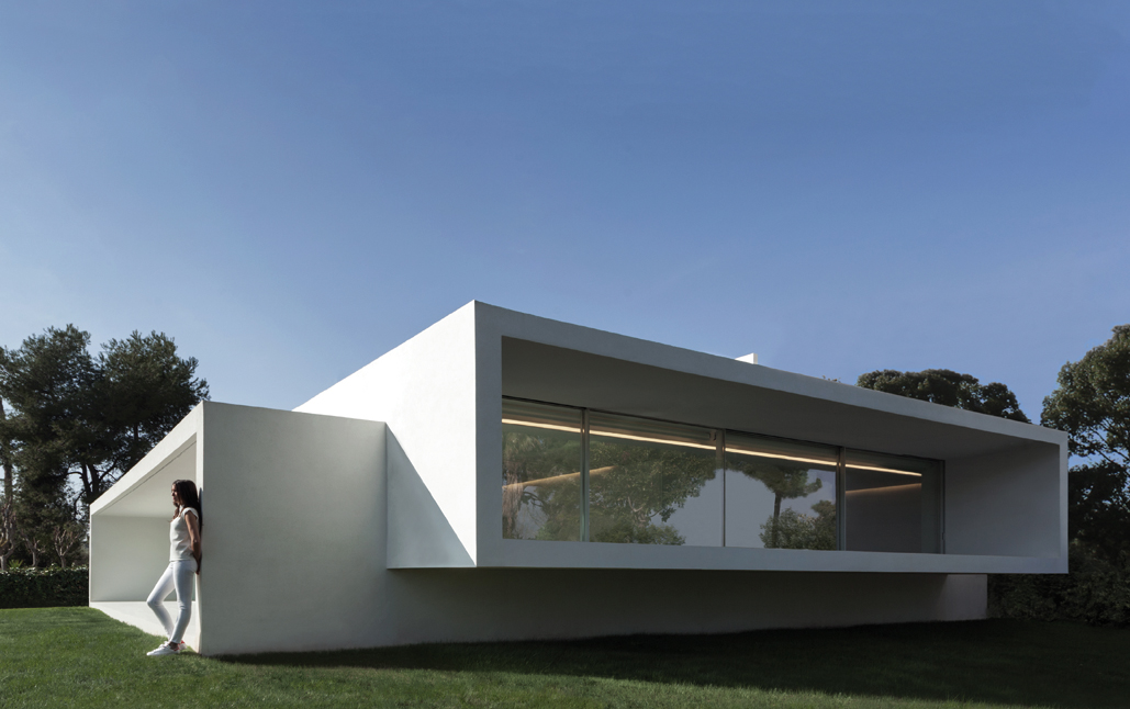 fran silvestre arquitectos casa de la brisa revista On brisa vista exterior diseño