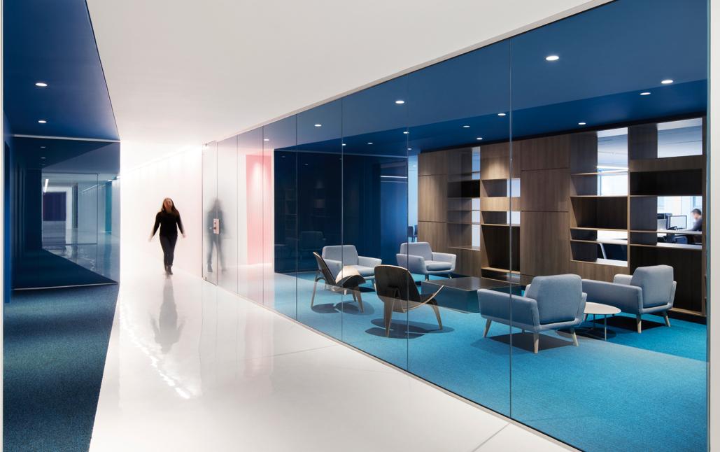 ACDF: OFICINAS PLAYSTER - Revista Diseño Interior