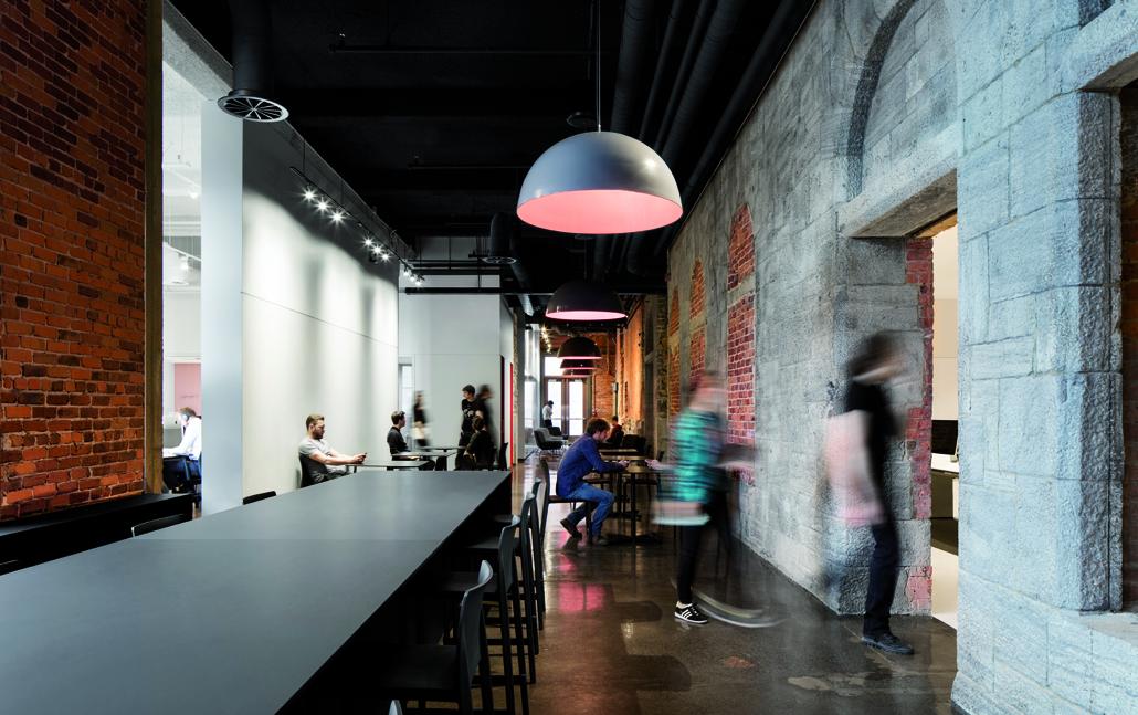 ACDF. OFICINAS LIGHTSPEED - Revista Diseño Interior