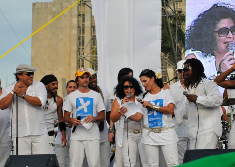 Concierto de Paz sin Fronteras / Foto: Cortesía de Diana Margarita Delgado