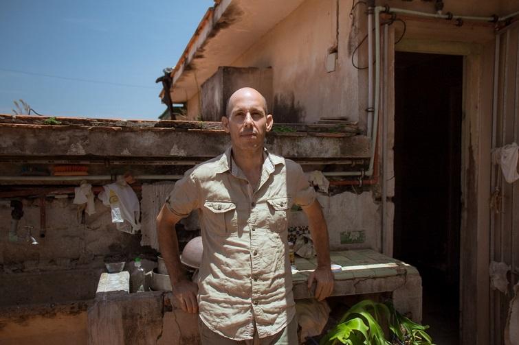 Ariel Ruiz Urquiola / Foto: Juan Cruz-Rodríguez