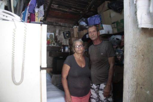 Bárbara y Danilo/ Foto: Mario Luis Reyes.