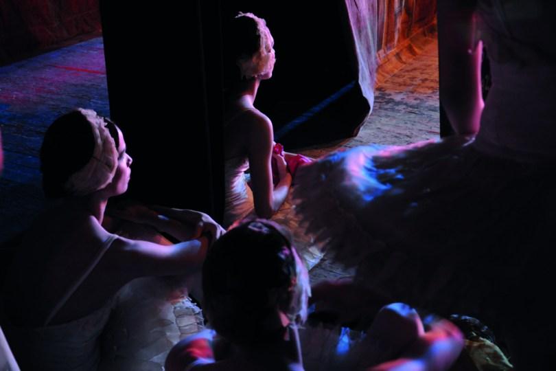 Yailin Alfaro Guillén. Ballet Nacional de Cuba. Camerino (Giselle).