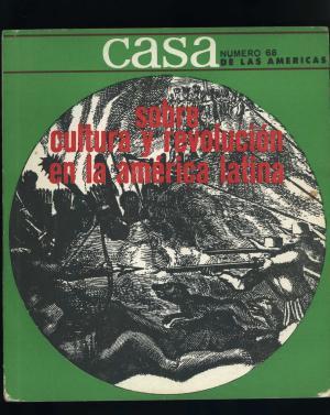 Revista Casa de las Américas. No. 66.