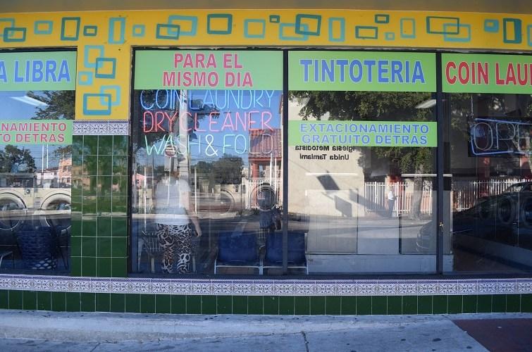 Laundry en Miami/ Foto: Cortesía de la autora
