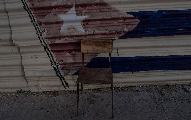 Marcelo Caballero. Un apuro lento (La Habana).