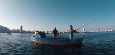 Pescadores de La Habana