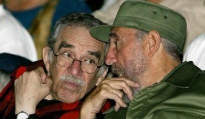 Gabriel García Márquez y Fidel Castro / Foto: Granma
