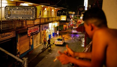 Tapachula, frontera sur de México / Foto: Stefano Morrone