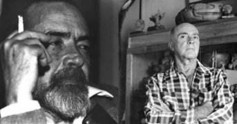 Eliseo Diego y Carlos Pellicer