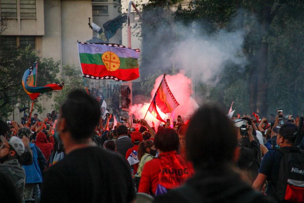 Lázaro Roilán. Santiago de Chile / 25 de octubre de 2020.