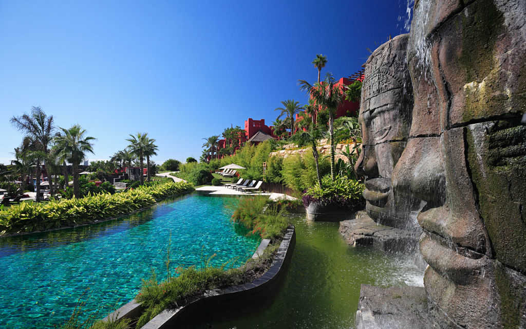 Asia Gardens Benidorm el paraso