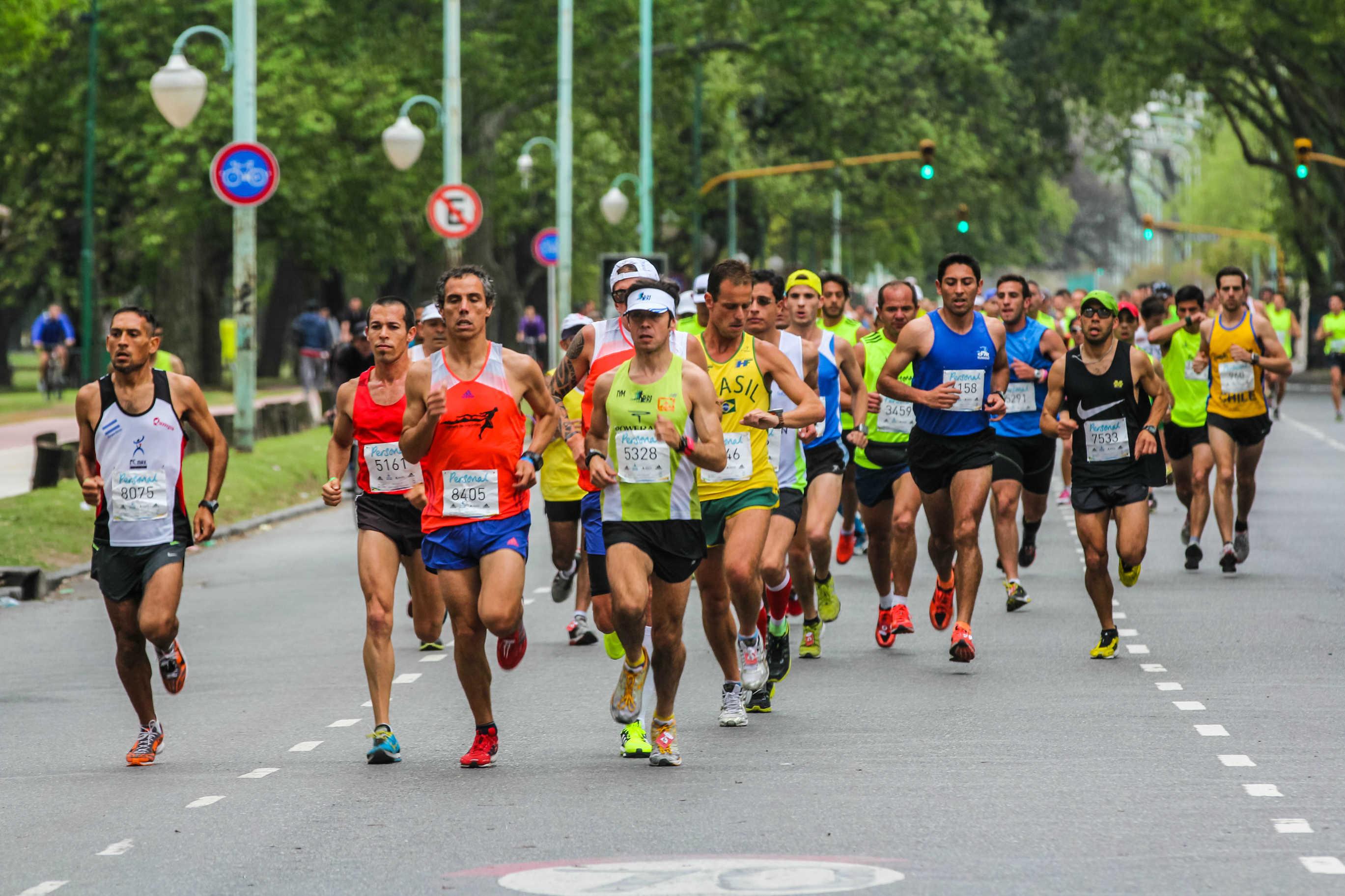 10 consejos para comer antes de una maratn