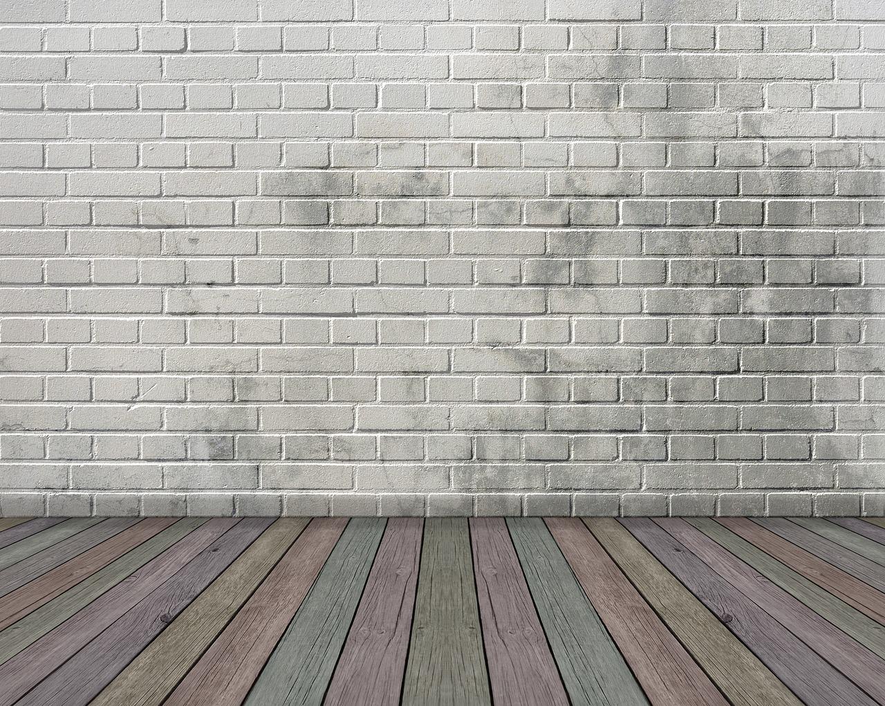 Wallpaper Batu Bata 3d Cambiar Una Pared Blanca