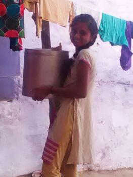 A alegria e simpatia contagiante das gentes de Mandu