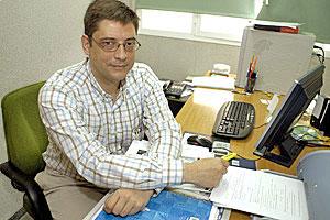 Antonio Brú, profesor de matemática aplicada en la Universidad Complutense de Madrid