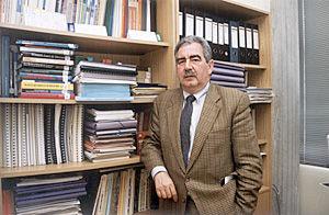 Jesús Arango, ex-consejero de Agricultura