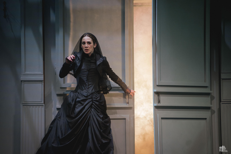 Marta Poveda en La dama duende