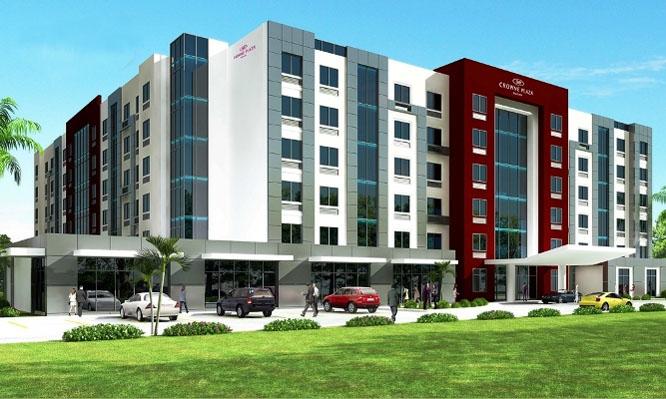 IHG leva a marca Crowne Plaza Hotels  Resorts ao Panam