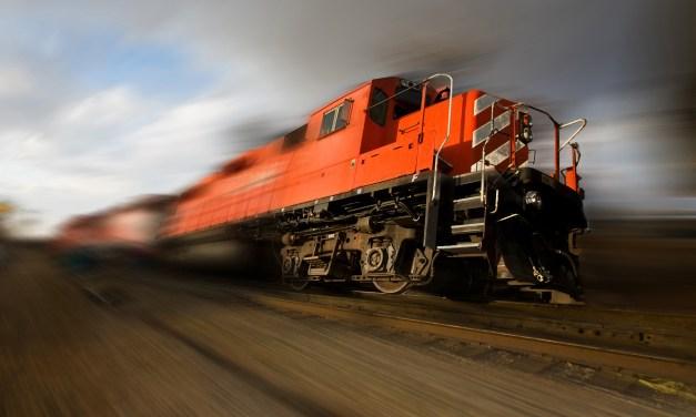 Importancia del ferrocarril en el mercado de transporte terrestre