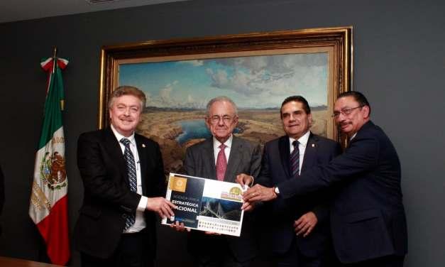 CONAGO presenta programa de infraestructura a la SCT