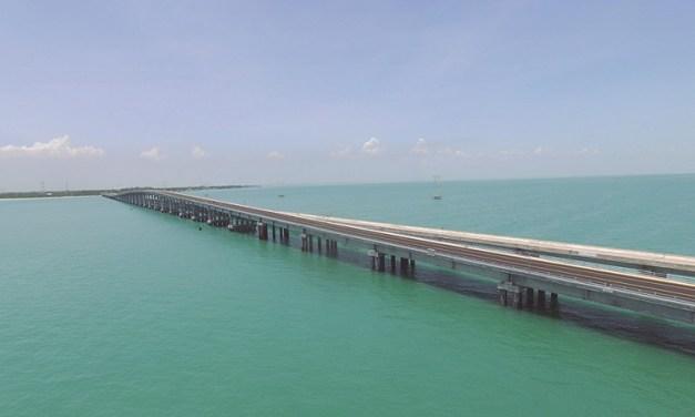 """Entregan puente """"La Unidad"""" en Campeche"""