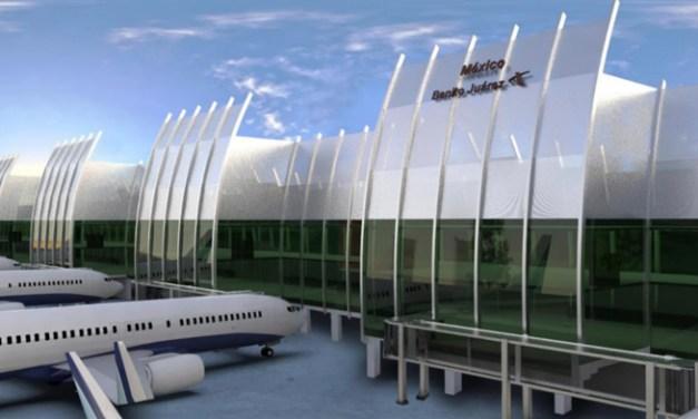Inician obras de ampliación de la Terminal 2 del AICM