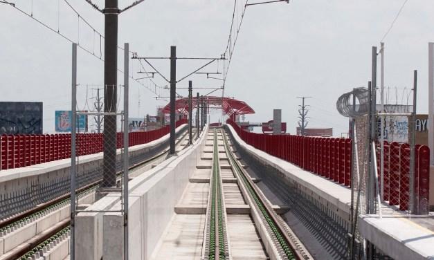 Por fin, en abril dará servicio la Línea 3 del Tren Ligero de Guadalajara