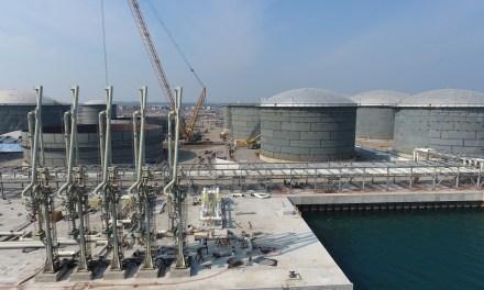 Continúan las inversiones en infraestructura portuaria