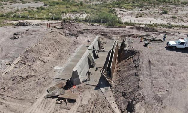Avance del 60 por ciento la modernización de la carretera Ascensión-Janos en Chihuahua