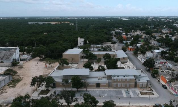 Entrega Sedatu infraestructura social en Solidaridad, Quintana Roo y anuncia estrategia de regularización de vivienda