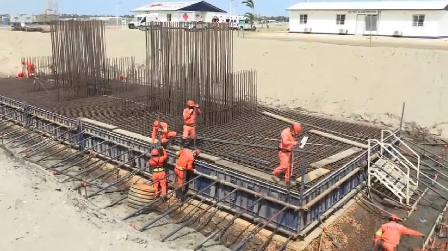 Estos son los avances de las principales obras de infraestructura en el país