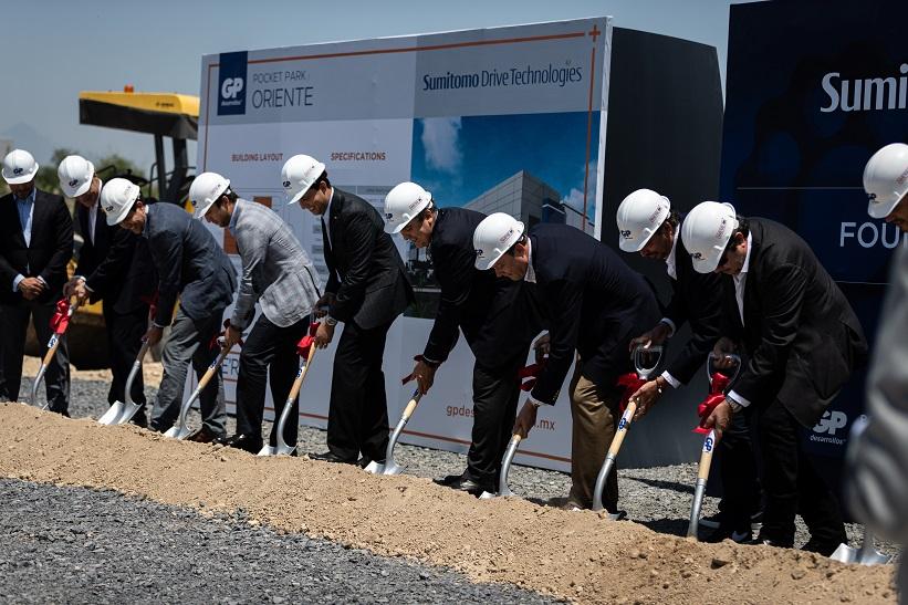 GP Construcciones edifica nave industrial de más de 14 mil metros cuadrados en Juárez, Nuevo León