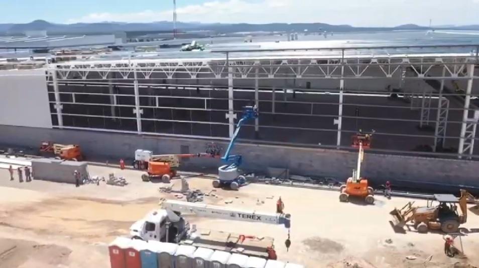 GP Construcciones amplía 8,000 m2 de la planta industrial de Faurecia en San Luis Potosí