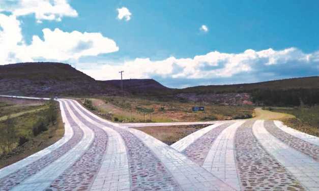 Programa de Pavimentación de Caminos de Accesos a Cabeceras Municipales en Oaxaca suma 921.3 kilómetros