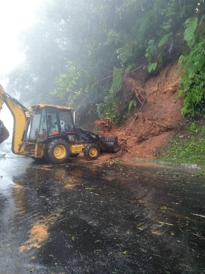 """SCT invertirá 2 mil 169 millones de pesos en reparar la infraestructura carretera dañada por el Ciclón """"Grace"""""""