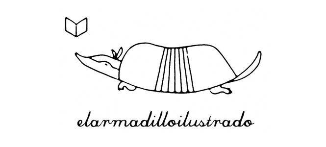 Armadillo ilustrado librería zaragoza