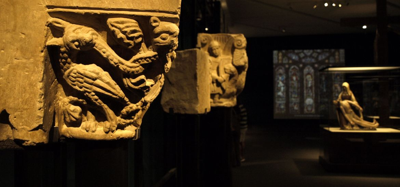 exposición caixaforum zaragoza los pilares de Europa