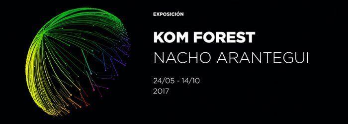 Kom Forest Nacho Arantegui Etopía Zaragoza