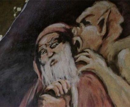 Pinturas murales de Murder House