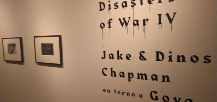 Una mirada profunda al abismo: Goya y los Hermanos Chapman