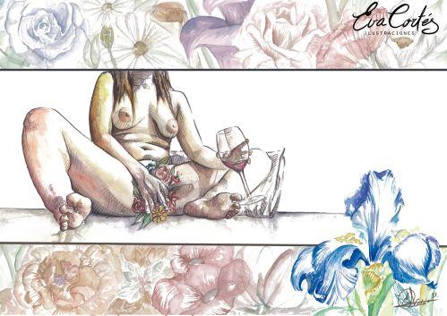 Masturbación. Eva Cortés